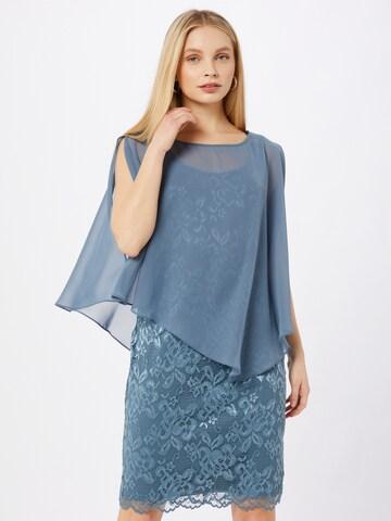 Vera Mont Φόρεμα κοκτέιλ σε μπλε