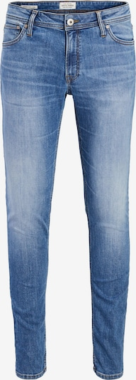Jack & Jones Junior Jeans in de kleur Blauw denim, Productweergave