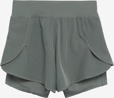 MANGO Pants in Khaki, Item view