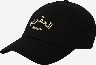 VIERVIER Cap 'Nila' in Black, Item view