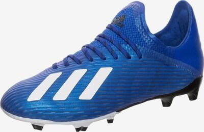 ADIDAS PERFORMANCE Fußballschuh in royalblau / schwarz / weiß, Produktansicht