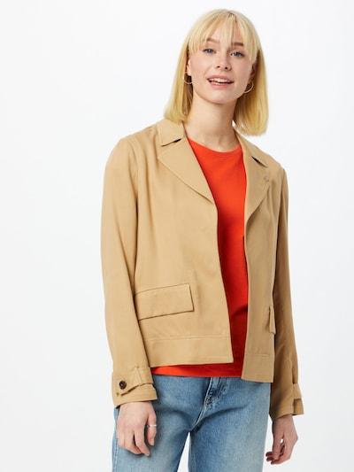 Švarkas iš Calvin Klein , spalva - smėlio, Modelio vaizdas