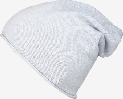 Zwillingsherz Bonnet en bleu clair, Vue avec produit