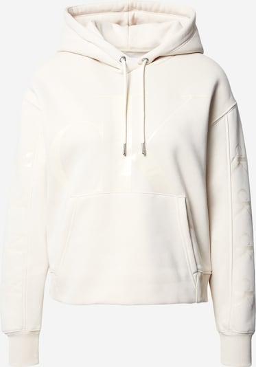 Calvin Klein Jeans Sweatshirt i beige, Produktvisning