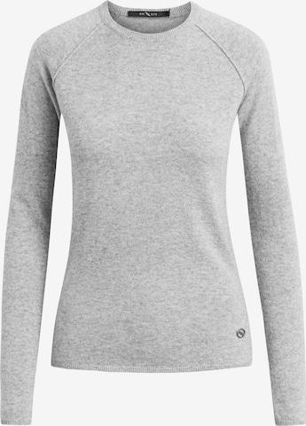 BTFCPH Sweatshirt 'Marie L' in Grau