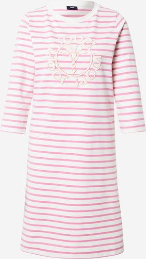 JOOP! Kleid 'Tinka' in pink / weiß, Produktansicht