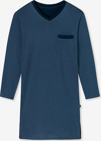 SCHIESSERKratka pidžama - plava boja