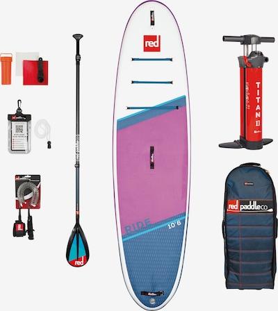 Red Paddle SUP Set in lila / mischfarben / weiß, Produktansicht