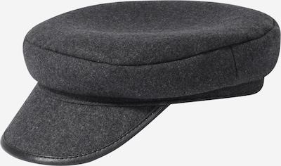 ONLY Cap 'Pita' in dunkelgrau, Produktansicht