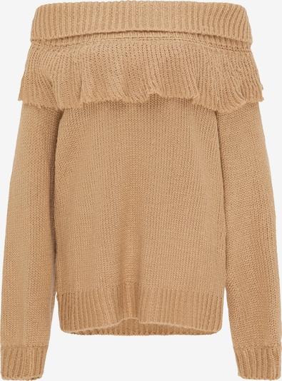 usha FESTIVAL Pullover in dunkelbeige, Produktansicht
