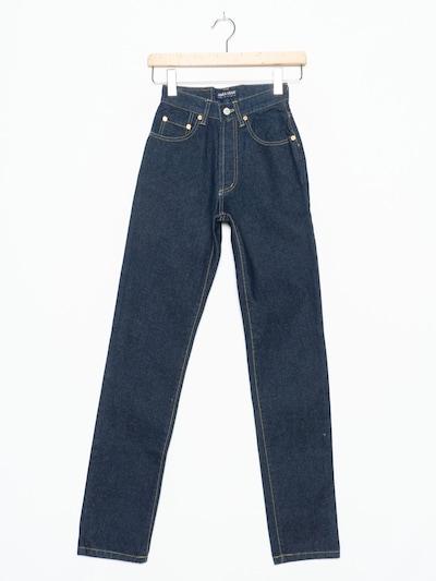 James Dean Röhrenjeans in 25 in blue denim, Produktansicht