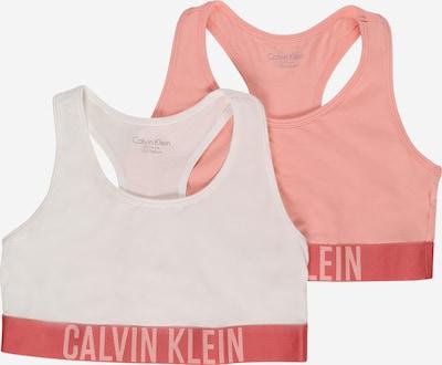 Calvin Klein Underwear BH in koralle / weiß, Produktansicht