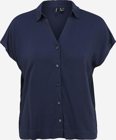 Vero Moda Petite Bluse 'Felicity' in dunkelblau, Produktansicht