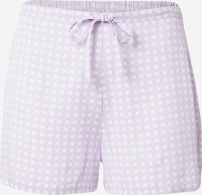 Calvin Klein Underwear Pyžamové kalhoty - lenvandulová / bílá, Produkt