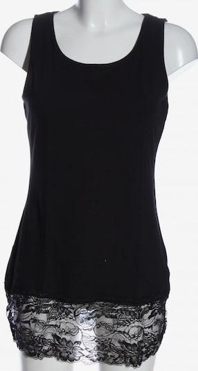 ElleNor Basic Top in L in schwarz, Produktansicht