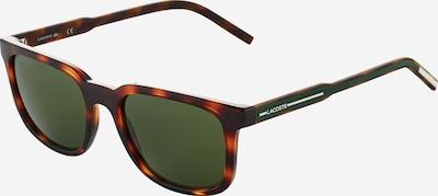 LACOSTE Aurinkolasit 'L948S' värissä ruskea / vihreä, Tuotenäkymä