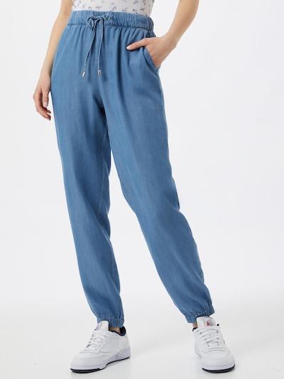 ONLY Kalhoty 'Tessa' - modrá, Model/ka