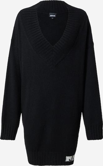 Just Cavalli Kleid in schwarz / weiß, Produktansicht