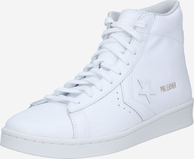 CONVERSE Sneakers hoog 'Pro Leather Mid' in de kleur Wit, Productweergave