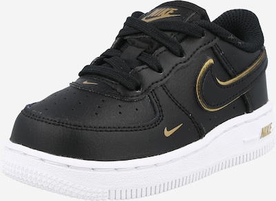 Nike Sportswear Sneakers 'Nike Force 1 LV8' in Gold / Black, Item view