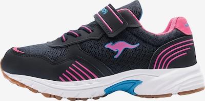 KangaROOS Sneaker in pink / schwarz, Produktansicht