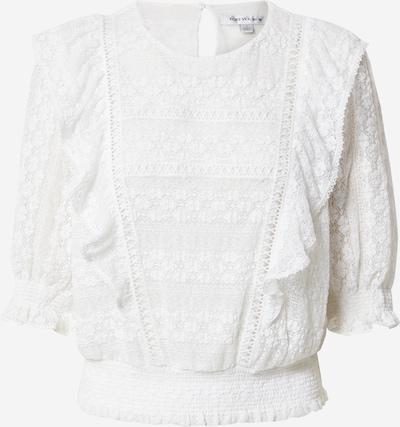 Forever New Bluse 'Olivia' in weiß, Produktansicht