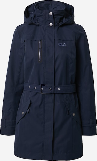 JACK WOLFSKIN Outdoor jacket 'KIMBERLEY' in marine blue, Item view