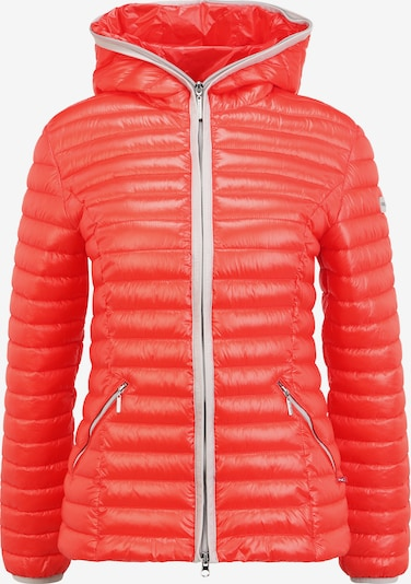 Frieda & Freddies Steppjacke in orange, Produktansicht