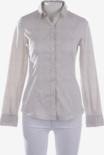 Marc O'Polo Bluse  in S in creme / blau, Produktansicht