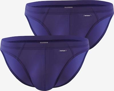Olaf Benz Slip ' Brazilbrief 'RED 0965' 2-Pack ' in violettblau, Produktansicht