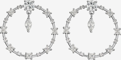 Heideman Boucles d'oreilles 'Zippora' en argent, Vue avec produit
