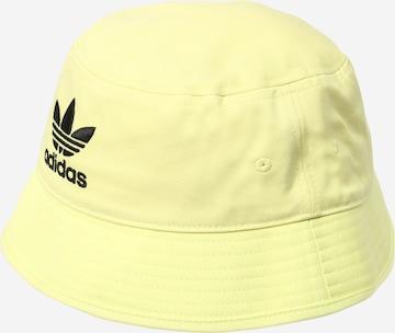 ADIDAS ORIGINALS Hat in Yellow