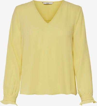 ONLY Bluse in gelb, Produktansicht