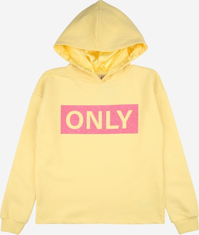 KIDS ONLY Trui 'KONWENDY' in de kleur Geel, Productweergave