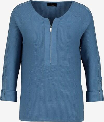 monari Pullover in blau, Produktansicht
