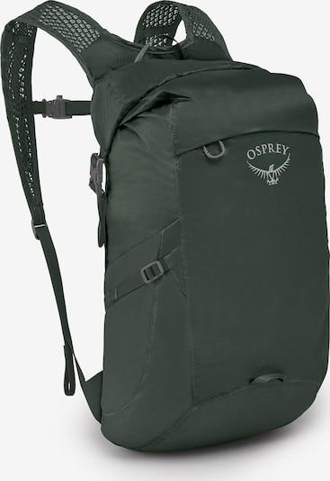Osprey Rucksack in grün, Produktansicht