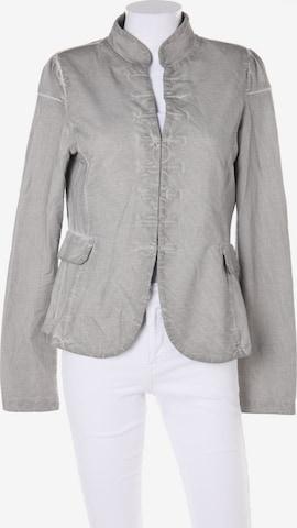 NILE Sweatshirt & Zip-Up Hoodie in S in Grey