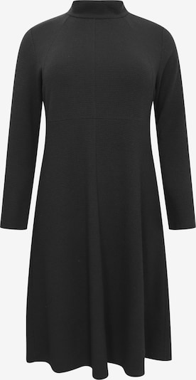 Yoek Robe en noir, Vue avec produit