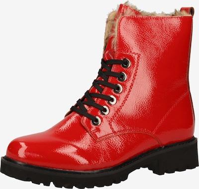 REMONTE Stiefelette in rot / schwarz, Produktansicht