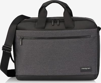 Hedgren Aktentasche 'Next Display' in graphit / graumeliert, Produktansicht