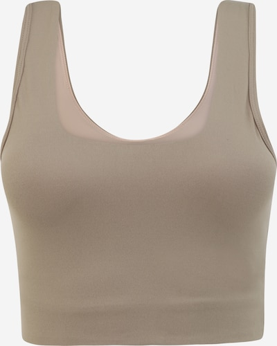 Varley Sports Bra 'Delta' in Taupe, Item view