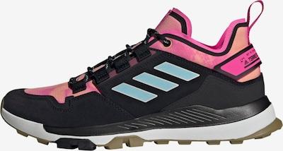 ADIDAS PERFORMANCE Lage schoen in de kleur Blauw / Koraal / Pink / Zwart, Productweergave