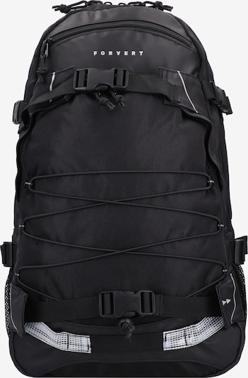 Forvert Rucksack 'Louis ' in schwarz, Produktansicht