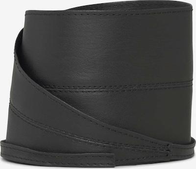 TOM TAILOR DENIM Pas 'ELENA' | črna barva, Prikaz izdelka