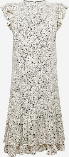 Chi Chi Curve Robe 'Ama' en noir / blanc, Vue avec produit