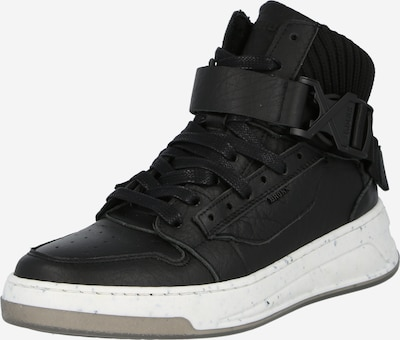 BRONX Hög sneaker i svart, Produktvy