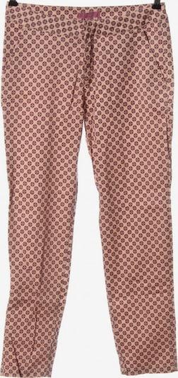 Suzanna 7/8-Hose in S in creme / pink / schwarz, Produktansicht