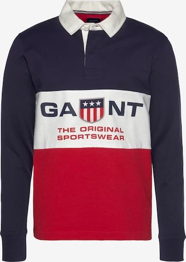 GANT Sweatshirt in navy / mischfarben / kirschrot / weiß, Produktansicht