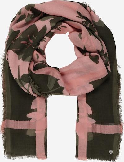 Sciarpa ESPRIT di colore nudo / verde scuro, Visualizzazione prodotti