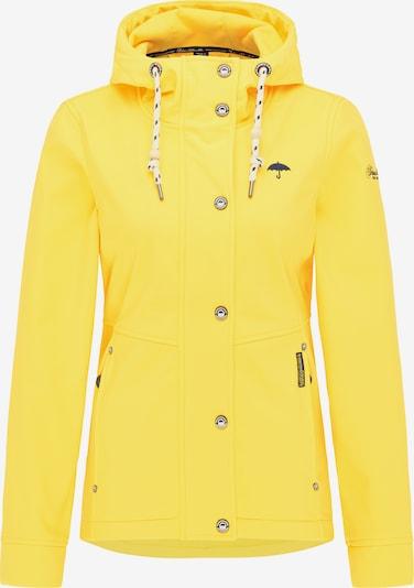 Schmuddelwedda Functionele jas in de kleur Geel, Productweergave